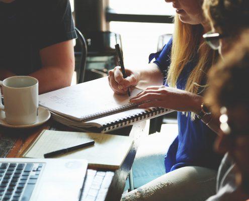 Notater og viden om kundeservice træning