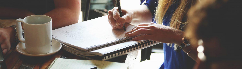 Træning der gør dig bedre - værd at skrive ned om kundeservice