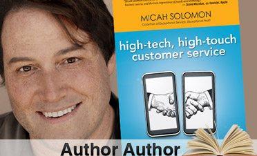 Ekspert indenfor kundeservice - high tech high touch.