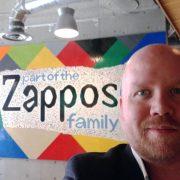 Kundeservice ekspert Zappos - Jacob besøger og lærer.