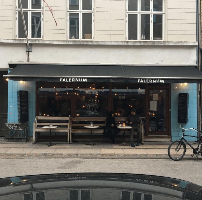 Billed af restaurant Fallernum med god service
