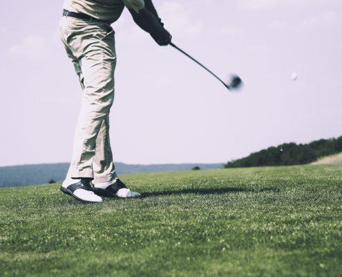 Golf spiller lærer en ting af gangen lige som med kundeservice træning.