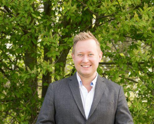 Steffen afholder kursus og træning i kundekommunikation