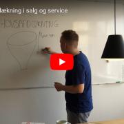 Visnign af en video omhandlende behovsafdækning